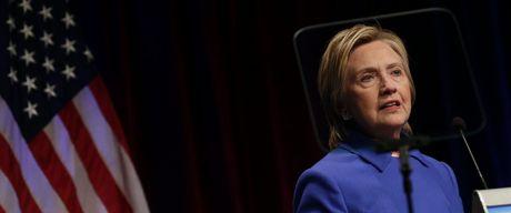 Ba Hillary Clinton khuyen khich nguoi My tin tuong vao chinh phu - Anh 1