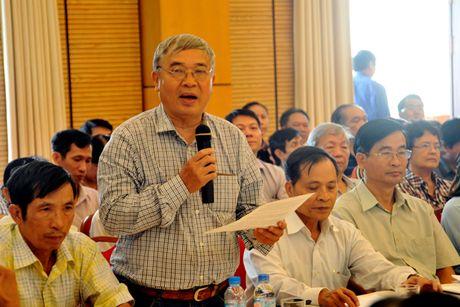 Chu tich UBND TP Nguyen Duc Chung: Doi moi dieu hanh, dam bao hieu qua dau tu cong - Anh 2