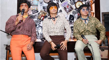 Nhom MTV da xeo Son Tung M-TP va cac hien tuong mang - Anh 1