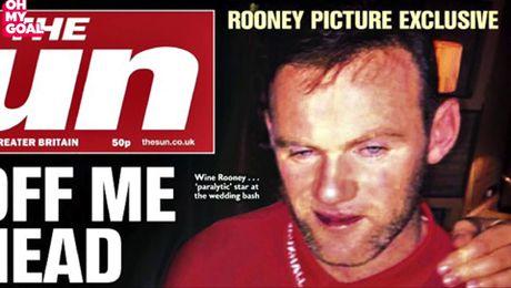 Mourinho noi dien, Rooney xin loi vi say xin chup hinh ben gai la - Anh 3