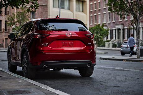 Mazda CX-5 2017 ra mat voi nhieu cai tien moi - Anh 6