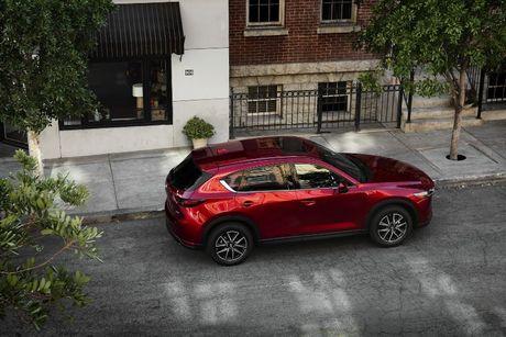 Mazda CX-5 2017 ra mat voi nhieu cai tien moi - Anh 8