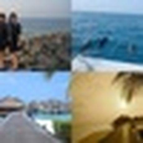 Chuyen di Maldives trong mo cua me don than ung thu va con trai - Anh 16