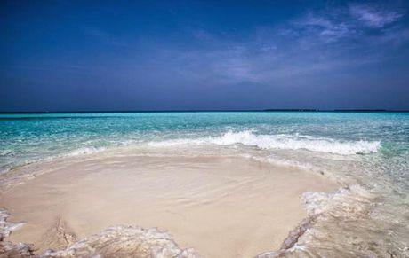 Chuyen di Maldives trong mo cua me don than ung thu va con trai - Anh 6