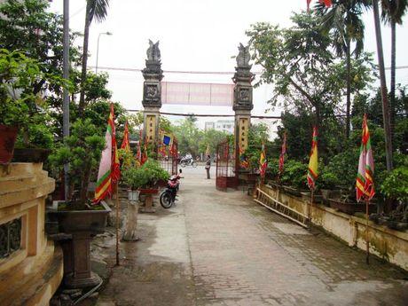Dieu chinh, khoanh vung khu vuc bao ve di tich dinh Mai Dich - Anh 1