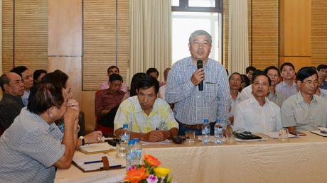 Chu tich Nguyen Duc Chung: Quy hoach cac benh vien dam bao thuan tien nhat cho nguoi dan - Anh 3