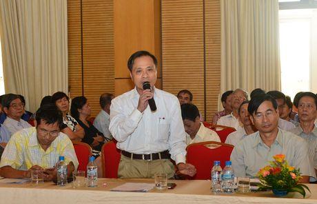 Chu tich Nguyen Duc Chung: Quy hoach cac benh vien dam bao thuan tien nhat cho nguoi dan - Anh 4