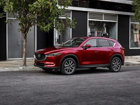 Can canh Mazda CX-5 hoan toan moi - Anh 1