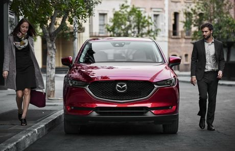 Can canh Mazda CX-5 hoan toan moi - Anh 4