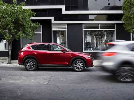 Can canh Mazda CX-5 hoan toan moi - Anh 7