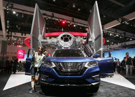 Los Angeles Auto show 2016: Man nhan voi nhieu mau xe an tuong - Anh 2