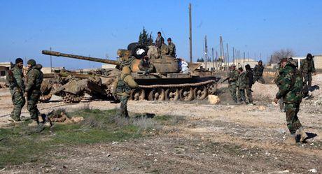 Tran Stalingrad Syria: 'Ho' Syria, Hezbollah tu chien voi phien quan - Anh 1