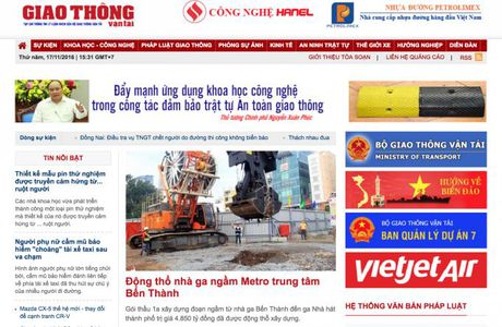 Cap giay phep hoat dong bao chi dien tu cho Tap chi GTVT - Anh 1