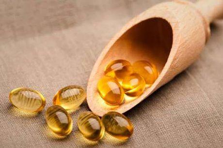Da trang boc lo chan long bien mat 99% khi dung vien Vitamin E dung cach - Anh 1