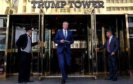 Thi truong New York noi nguoi dan 'e so' Donald Trump - Anh 1