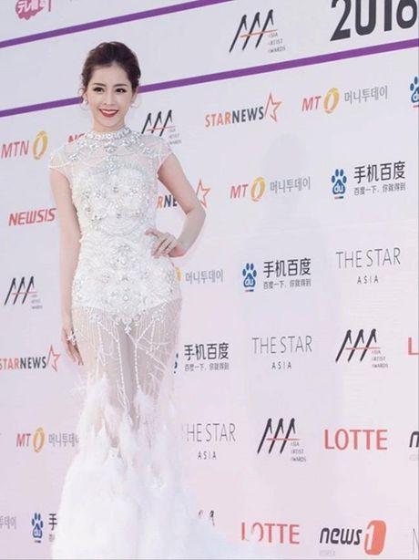 Chi Pu tung bi cam tham gia showbiz - Anh 1