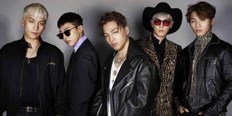 Yang Hyun Suk 'nha hang' MV moi cua Big Bang - Anh 1