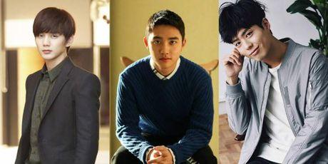 D.O (EXO) la fan cua Park Bo Gum va Yoo Seung Ho - Anh 1