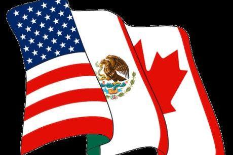 My neu noi dung chinh trong dam phan lai NAFTA - Anh 1