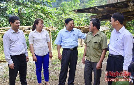 'Tuong Duong phai la huyen di dau trong phong trao xay dung mo hinh lang, ban, xa NTM o khu vuc mien nui cao' - Anh 4