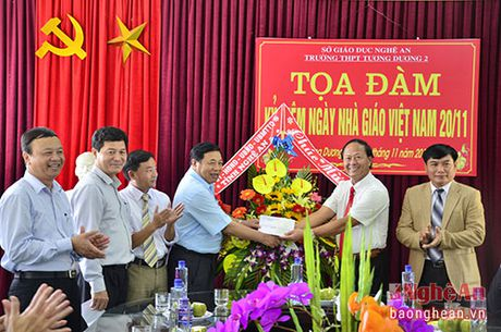 'Tuong Duong phai la huyen di dau trong phong trao xay dung mo hinh lang, ban, xa NTM o khu vuc mien nui cao' - Anh 6