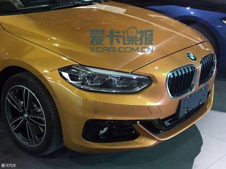 BMW tung 1-Series mau vang danh rieng cho thi truong Trung Quoc - Anh 3