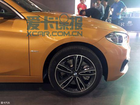 BMW tung 1-Series mau vang danh rieng cho thi truong Trung Quoc - Anh 6