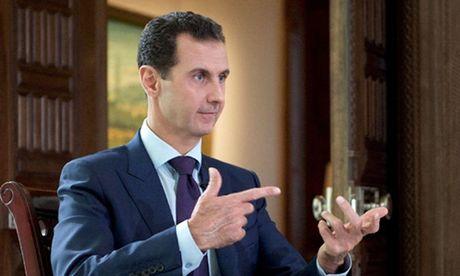 Tong thong Syria goi Trump la 'dong minh tu nhien' trong chong khung bo - Anh 1