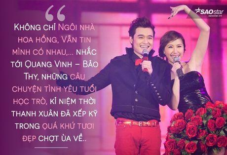 Bao Thy - Quang Vinh: Xin chao, 'tuoi thanh xuan'! - Anh 5