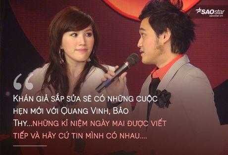 Bao Thy - Quang Vinh: Xin chao, 'tuoi thanh xuan'! - Anh 7