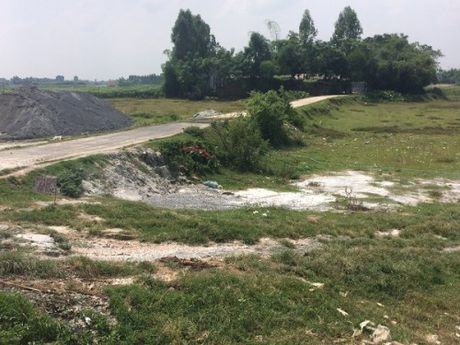 Vinh Phuc: Tram tron be tong khong phep ngang nhien hoat dong - Anh 2