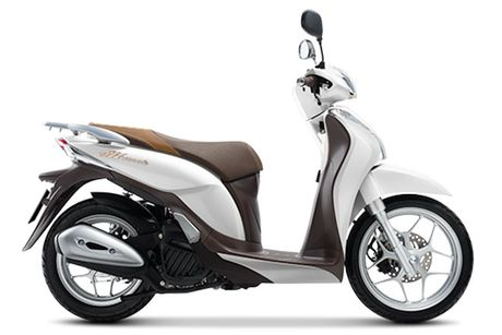 Honda nang doi SH Mode tai Viet Nam - Anh 1