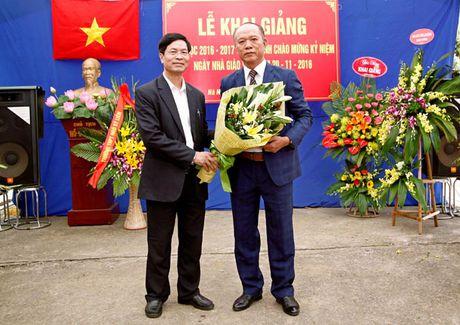 Truong Trung cap Nghe Cong doan VN: 100% hoc vien ra truong co viec lam - Anh 1
