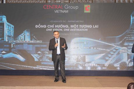 Central Group Viet Nam va Big C cong bo chien luoc kinh doanh moi - Anh 1