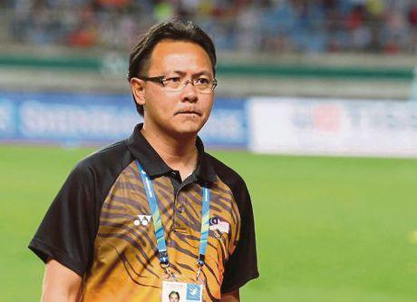 HLV truong Malaysia: Toi biet ro Cong Phuong, Tuan Anh, Xuan Truong - Anh 1