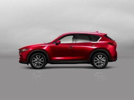 Mazda CX-5 moi vua chinh thuc ra mat - Anh 2