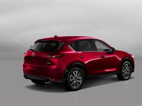 Mazda CX-5 moi vua chinh thuc ra mat - Anh 3