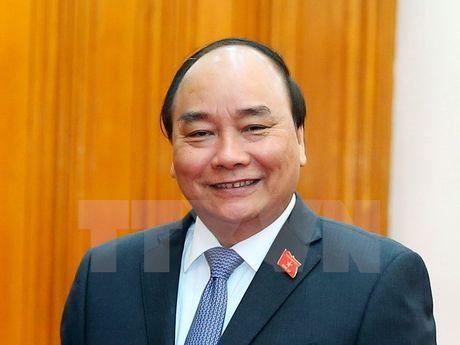Thu tuong Nguyen Xuan Phuc se tham du Hoi nghi Cap cao CLV 9 - Anh 1