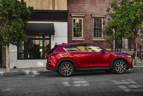 Anh chi tiet Mazda CX-5 2017 vua ra mat o My - Anh 10