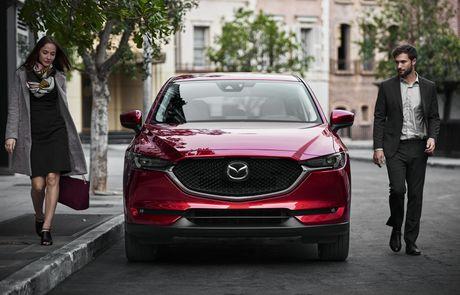Anh chi tiet Mazda CX-5 2017 vua ra mat o My - Anh 1