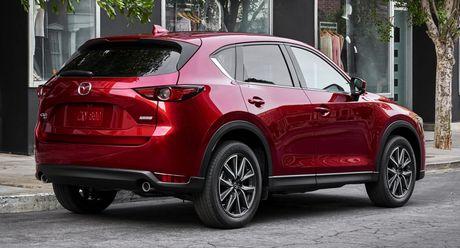 Anh chi tiet Mazda CX-5 2017 vua ra mat o My - Anh 2