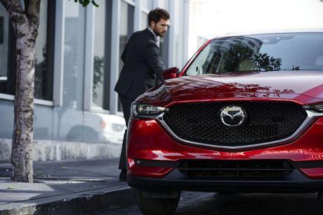 Anh chi tiet Mazda CX-5 2017 vua ra mat o My - Anh 3