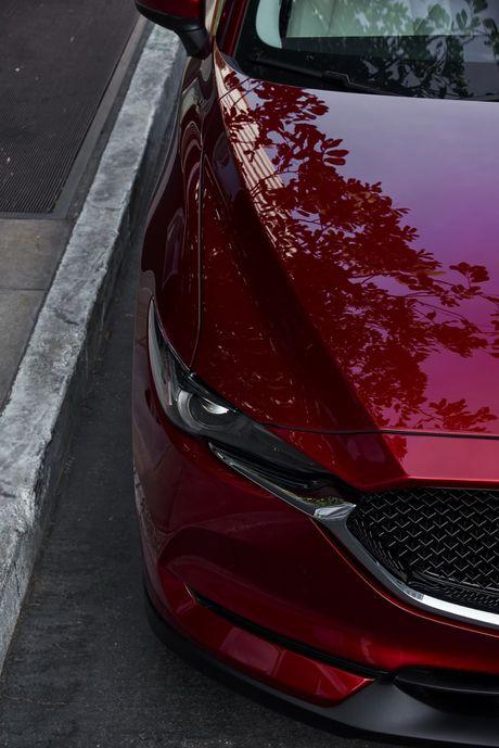Anh chi tiet Mazda CX-5 2017 vua ra mat o My - Anh 4