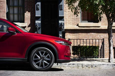 Anh chi tiet Mazda CX-5 2017 vua ra mat o My - Anh 5