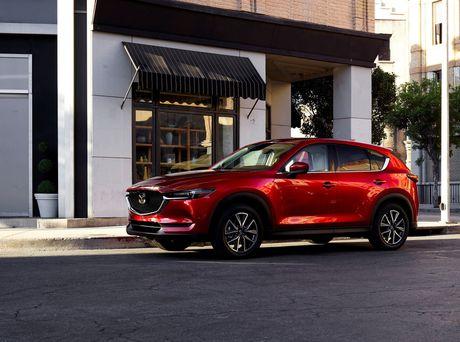 Anh chi tiet Mazda CX-5 2017 vua ra mat o My - Anh 9