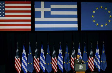 Obama den xu than thoai, thuc hien uoc mo tham den Parthenon - Anh 8