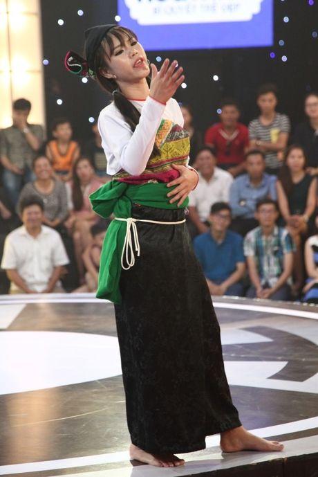 Co gai dan toc Muong khien Tran Thanh, Truong Giang me met - Anh 1