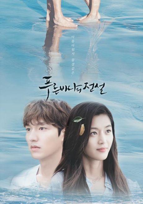 Phim moi cua Lee Min Ho khoi dau vuot 'Hau due mat troi' - Anh 1