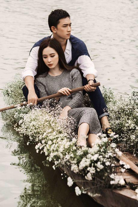 Angela Phuong Trinh, Vo Canh dam duoi tren thuyen - Anh 3