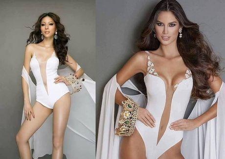 Dai dien VN o Miss Supranational sao chep Hoa hau Venezuela - Anh 1